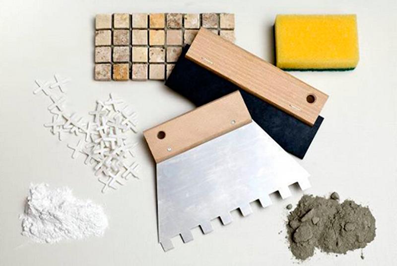 Инструменты и материалы, необходимые для работы