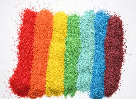 Цветной песок купить в компании РЕМИКС