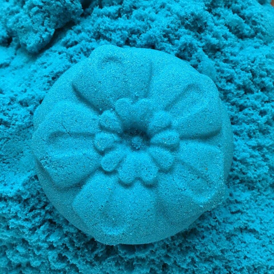 Кинетический песок РЕМИКС