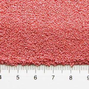 Цветной песок розовый
