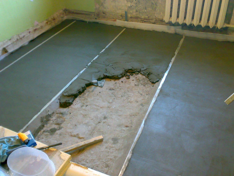 Бетонная стяжка готовая смесь проникающий бетон